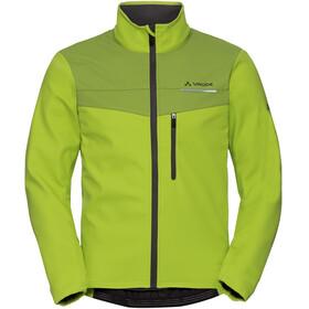 VAUDE Truia Softshell Jacket Men chute green